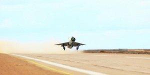 Hafter, Trablus'a 10 Ayda 1020 Hava Saldırısı Düzenledi