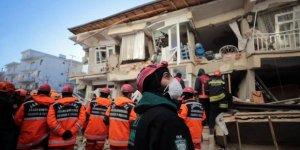 İHH Ekipleri Deprem Bölgesinde