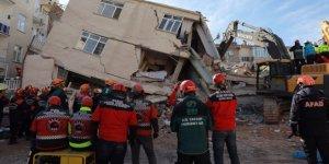 Elazığ'da788 Artçı Deprem Meydana Geldi