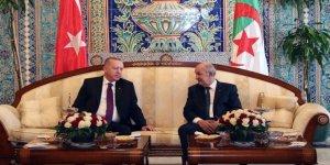 Türkiye ve Cezayir Libya'da Beraber Hareket Etmek İçin Anlaştı