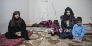 Suriye'de Kaybettiği 27 Yakınının Acısıyla Yaşıyor