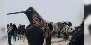 Taliban: ABD Ordusuna Ait Uçağı Düşürdük