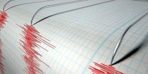 Akdeniz'de 4,5 Büyüklüğünde Deprem