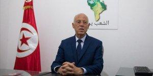Tunus Cumhurbaşkanı Said: Sözde Barış Planı 'Yüzyılın Mezalimi'dir