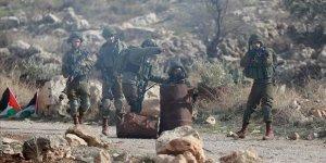 """Batı Şeria'daki """"Yüzyılın Anlaşması"""" Protestolarında 97 Filistinli Yaralandı"""