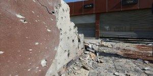 Darbeci Hafter Güçleri, Trablus'ta Bir Mahalleyi Vurdu