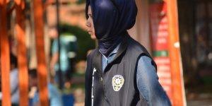 Trabzon'da Başörtülü Polise Hakaret
