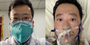 Çin'de Koronavirüsü Tespit Ettiği İçin Susturulan Doktor Hayatını Kaybetti