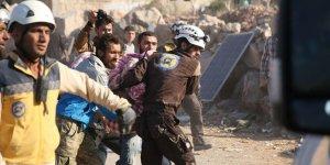 Rusya'nın İdlib'e Saldırılarında 9 Sivil Daha Öldü