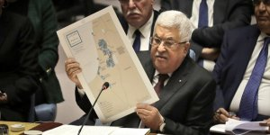 Mahmud Abbas BM'de Trump'ın Filistin Planını Reddetti