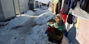 Arsal'daki Suriyeli Mültecilerin Zorlu Yaşam Mücadelesi Sürüyor