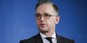 Almanya Dışişleri Bakanı Maas: Esed Savunmasız İnsanların Ölümünü Göze Alıyor