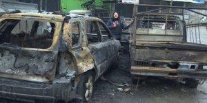 İdlib'de Siviller Sokağa Çıkmaya Korkuyor