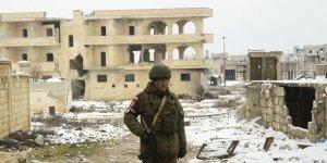 Rus Askeri Polisi Maret el Numan'da Üs İnşa Edecek!