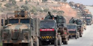 Suriye Sınırına Askeri Araç ve Komando Takviyesi Sürüyor