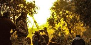 Halep'te İlerlemek İsteyen Esed Güçlerine Karşı Operasyon