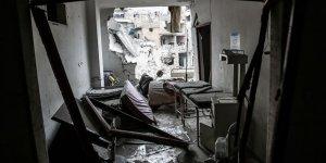 İşgalci Rusya Halep Kırsalında 3 Hastaneyi Vurdu