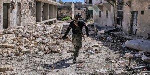 İdlib'de Esed Rejimine PKK/YPG de Destek Veriyor