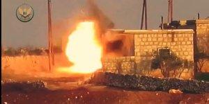 Cephe Vataniyye'den Esed Rejimi ve Destekçilerine Operasyon