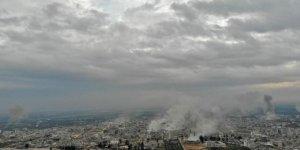 Suriye'deki Yıkım Dünyanın Sonunu Andırıyor