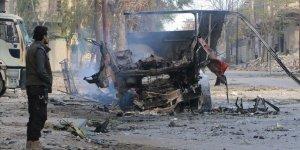 TSK ve Muhalifler İdlib'in Güneyinde Esed Rejimine Karşı Operasyon Başlattı