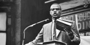 Şehid Malcolm X (19 Mayıs 1925 - 21 Şubat 1965)