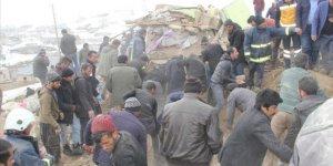 İran'daki Depremden Etkilenen Van'da 8 Kişi Hayatını Kaybetti