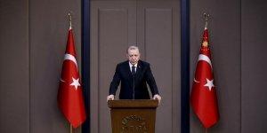 Erdoğan: Rus Heyeti İdlib Görüşmeleri İçin Yarın Türkiye'ye Gelecek