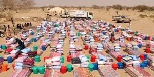 İHH'dan 10 Bin Yemenli Aileye Yardım