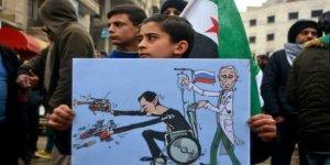 Fotoğraflarla 'İdlib'den Kaçış'