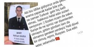 """""""Suriye'de Ne İşiniz Var Demeyin, Tam da Olmamız Gereken Yerdeyiz!"""""""