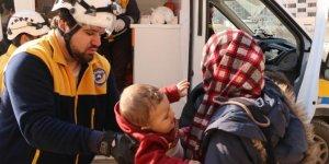 Esed Rejimi ve Rusya İdlib'de 15 Sivil Katletti