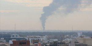 UMH Güçleri Hafter'in İşgalindeki 11 Mevzii Vurdu