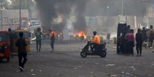 Bağdat'ta Göstericilere Müdahale: 1 Ölü