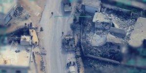 TSK'nın Vurduğu Hizbulesed Milislerinin Paniği WhatsApp'a Yansıdı