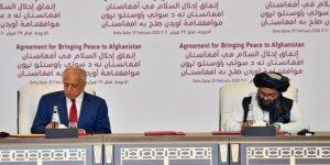 ABD İle Taliban Arasında Barış Anlaşması İmzalandı