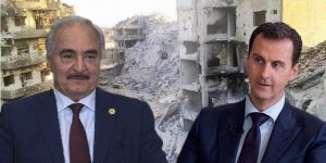 Katil Hafter'in Heyetinden Katil Esed Rejimine Üst Düzey Ziyaret
