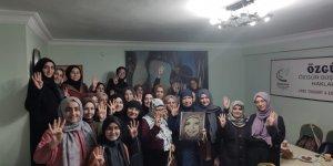 Özgür-Der Üniversite Gençliği Sena Biltaci ile Söyleşi Gerçekleştirdi