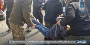 Katil Esed ve İşgalci Rusya İdlib Kent Merkezini Vurdu!
