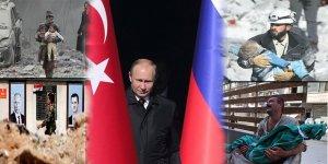 Mustafa Kemal'in Askerleri Rusya'nın Lejyonu Olmaya Hevesliler