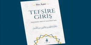Ekin Yayınları'ndan Yeni Kitap: Muhammed Tahir b. Âşûr/Tefsire Giriş