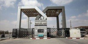 Gazze'ye Refah Sınır Kapısı'ndan Giriş Yapanlara Evde Karantina Uygulanacak