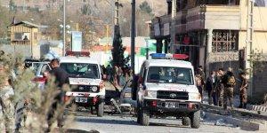 Kabil'de Siyasi Liderlerin de Katıldığı Anma Törenine Saldırı