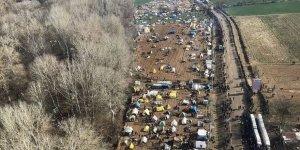 Yunanistan'a Geçen Sığınmacı Sayısı 142 Bin 175'e Ulaştı