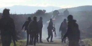 Humus'ta Esed Güçlerine Operasyon