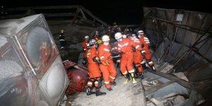 Çin'de Çöken Otelde 10 Kişi Öldü