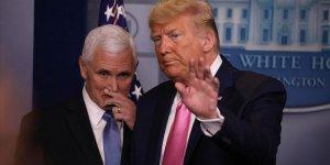 Trump ve Pence'in Katıldığı Toplantıda Bir Kişide Koronavirüs Tespit Edildi