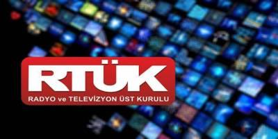 RTÜK'ten Halk TV Ve Habertürk'e Ceza