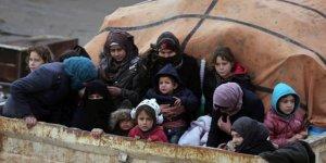 Esed Rejimi 2011'den Bu Yana 15,2 Milyon Sivili Yerinden Etti