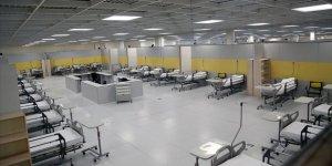 İran'da Fuar Alanları ve Spor Salonları Hastaneye Dönüştürülüyor